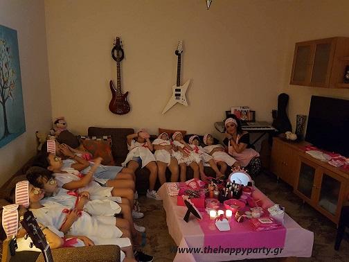 παιδικά πάρτυ σπα για κορίτσια τιμές