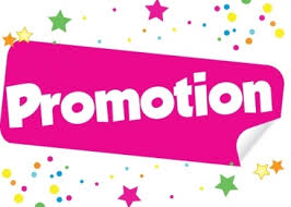 προωθητικες ενεργειες - promotion